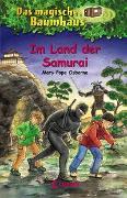 Cover-Bild zu Pope Osborne, Mary: Das magische Baumhaus (Band 5) - Im Land der Samurai