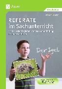 Cover-Bild zu Referate im Sachunterricht von Sander, Manon