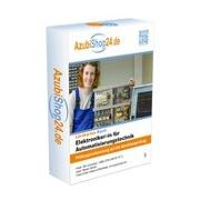 Cover-Bild zu AzubiShop24.de Basis-Lernkarten Elektroniker/-in für Automatisierungstechnik von Sander, Manon