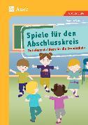 Cover-Bild zu Spiele für den Abschlusskreis von Sander, Manon