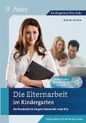 Cover-Bild zu Die Elternarbeit im Kindergarten von Sander, Manon