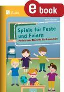 Cover-Bild zu Spiele für Feste und Feiern (eBook) von Sander, Manon
