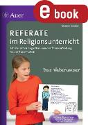 Cover-Bild zu Referate im Religionsunterricht (eBook) von Sander, Manon