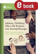 Cover-Bild zu Inklusion, Flüchtlinge, Eltern (eBook) von Sander, Manon