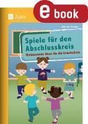 Cover-Bild zu Spiele für den Abschlusskreis (eBook) von Sander, Manon