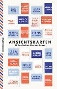 Cover-Bild zu Hesse, Hanna (Hrsg.): Ansichtskarten