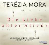 Cover-Bild zu Mora, Terézia: Die Liebe unter Aliens