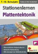 Cover-Bild zu Stationenlernen Plattentektonik von Vonderlehr, Nik