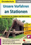 Cover-Bild zu Unsere Vorfahren an Stationen von Rosenwald, Gabriela