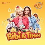 Cover-Bild zu Bibi & Tina - Hörspiele zur Serie (Staffel 1, Episode 1-5) (Audio Download) von Assenov, Viktoria