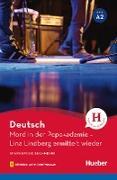 Cover-Bild zu Mord in der Popakademie (eBook) von Schieckel, Anne