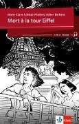 Cover-Bild zu Mort à la Tour Eiffel von Borbein, Volker