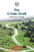 Cover-Bild zu Die DaF-Bibliothek, A2/B1, Das Grüne Band, Spurensuche in Göttingen, Lektüre, Mit Audios online von Baumgarten, Christian