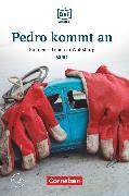 Cover-Bild zu Die DaF-Bibliothek, A2/B1, Pedro kommt an, Ein neues Leben in Wolfsburg, Lektüre, Mit Audios-Online von Baumgarten, Christian