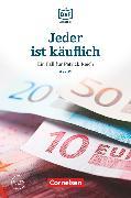 Cover-Bild zu Die DaF-Bibliothek, A2/B1, Jeder ist käuflich, Geheimnis in Kassel, Lektüre, Mit Audios online von Borbein, Volker