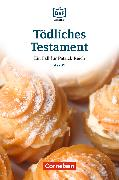 Cover-Bild zu Die DaF-Bibliothek / A2/B1 - Tödliches Testament (eBook) von Baumgarten, Christian