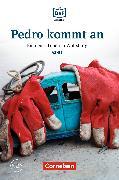 Cover-Bild zu Die DaF-Bibliothek: Pedro kommt an, A2/B1 (eBook) von Baumgarten, Christian