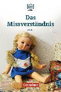 Cover-Bild zu Die DaF-Bibliothek / A2/B1 - Das Missverständnis (eBook) von Baumgarten, Christian