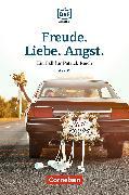 Cover-Bild zu Die DaF-Bibliothek / A2/B1 - Freude. Liebe. Angst (eBook) von Baumgarten, Christian