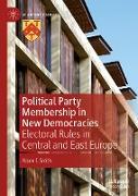 Cover-Bild zu Smith, Alison F.: Political Party Membership in New Democracies (eBook)