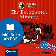 Cover-Bild zu Romer, Alison: The Butterworth Mystery (Audio Download)