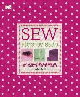Cover-Bild zu Smith, Alison: Sew Step by Step (eBook)