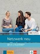 Cover-Bild zu Netzwerk neu B1.1. Kurs- und Übungsbuch mit Audios und Videos von Dengler, Stefanie