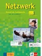 Cover-Bild zu Netzwerk / Kurs- und Arbeitsbuch A2, Teilband 2 mit 2 Audio-CDs und DVD von Dengler, Stefanie