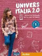 Cover-Bild zu Piotti, Danila: UniversItalia 2.0 A1/A2. Kurs- und Arbeitsbuch mit 2 Audio-CDs