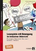 Cover-Bild zu Lesespiele mit Bewegung im inklusiven Unterricht (eBook) von Finck, Wolfgang
