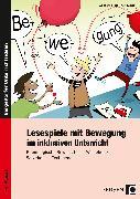 Cover-Bild zu Lesespiele mit Bewegung im inklusiven Unterricht von Finck, Wolfgang