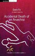 Cover-Bild zu Fo, Dario: Accidental Death of an Anarchist