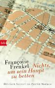 Cover-Bild zu Frenkel, Françoise: Nichts, um sein Haupt zu betten
