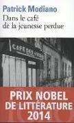 Cover-Bild zu Modiano, Patrick: Dans le café de la jeunesse perdue