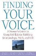 Cover-Bild zu Finding Your Voice (eBook) von Cantor, Dorothy