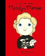 Cover-Bild zu Sanchez Vegara, Maria Isabel: Marilyn Monroe