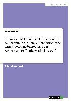 Cover-Bild zu Übung der Addition und Subtraktion im Zahlenraum bis 20 ohne Zehnerübergang mittels des Aufgabenformats der Zahlenmauern (Mathematik, 1. Klasse) von Rezmer, Anna