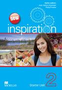 Cover-Bild zu New Inspiration 2 Starter von Prowse, Philip