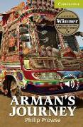 Cover-Bild zu Arman's Journey von Prowse, Philip