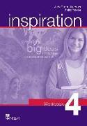 Cover-Bild zu Inspiration 4. Workbook von Garton-Sprenger, Judy
