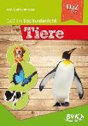 Cover-Bild zu DaZ im Sachunterricht: Tiere von Windler, Ann-Catrin