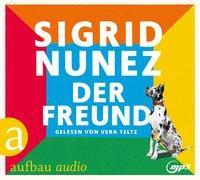 Cover-Bild zu Der Freund von Nunez, Sigrid
