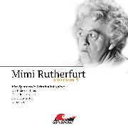 Cover-Bild zu Butcher, Maureen: Mimi Rutherfurt, Edition 5: Vier Spannende Kriminalhörspiele (Audio Download)