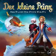 Cover-Bild zu Karallus, Thomas: Folge 28: Der Planet von Feuer und Eis (Das Original-Hörspiel zur TV-Serie) (Audio Download)