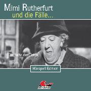 Cover-Bild zu Butcher, Maureen: Mimi Rutherfurt, Folge 17: Die Ruhe der Toten (Audio Download)