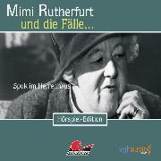 Cover-Bild zu Butcher, Maureen: Mimi Rutherfurt, Folge 10: Spuk im Herrenhaus (Audio Download)