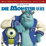 Cover-Bild zu Bingenheimer, Gabriele: Disney - Die Monster Uni (Audio Download)