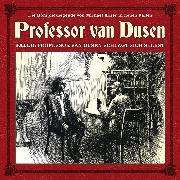 Cover-Bild zu Niemann, Eric: Professor van Dusen, Die neuen Fälle, Fall 6: Professor van Dusen schlägt sich selbst (Audio Download)