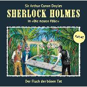 Cover-Bild zu Masuth, Andreas: Sherlock Holmes, Die neuen Fälle, Fall 42: Der Fluch der bösen Tat (Audio Download)