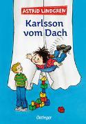 Cover-Bild zu Lindgren, Astrid: Karlsson vom Dach 1
